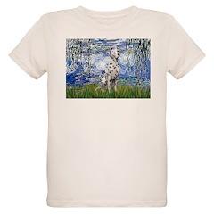 Lilies / Dalmatian #1 T-Shirt
