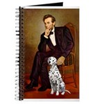 Lincoln / Dalmatian #1 Journal