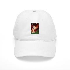 Angel / Dalmatian #1 Baseball Cap