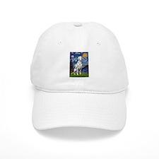 Starry / Dalmatian #1 Baseball Cap