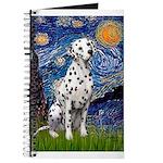 Starry / Dalmatian #1 Journal