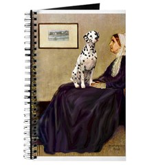 Whistler's / Dalmatian #1 Journal