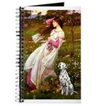 Windflowers / Dalmatian #1 Journal