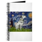 Starry Night / Dalmation Journal