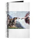 Creation / 2 Dobies Journal
