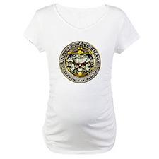 USN Navy Skull Sea Power Shirt