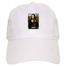 Mona's Doberman Baseball Cap