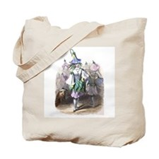 The Morning Glory Tote Bag
