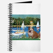 Sailboats /English Bulldog Journal