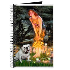 Fairies / English Bulldog Journal