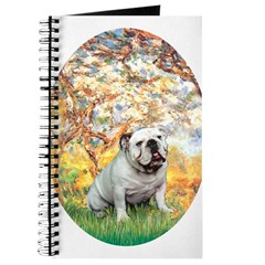Spring/ English Bulldog (#9) Journal