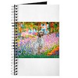 English setter Journals & Spiral Notebooks