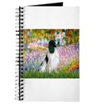 Monet's garden & Springer Journal