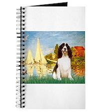 Sailboats / Eng Spring Journal