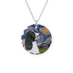 Starry / Eng Springer Necklace