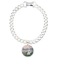 Seine / Eskimo Spitz #1 Bracelet