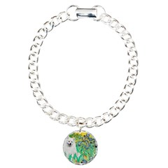 Irises / Eskimo Spitz #1 Bracelet