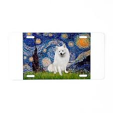 Starry / Eskimo Spitz #1 Aluminum License Plate