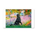 Flat Coated Retriever 2 Car Magnet 20 x 12