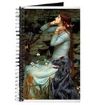 Ophelia / Flat Coated Retriev Journal