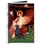 Angel / Flat Coated Retriever Journal