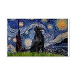 Starry Night FCR 20x12 Wall Decal