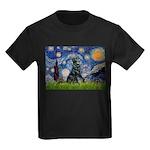 Starry Night FCR Kids Dark T-Shirt