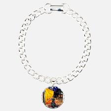 Cafe / Flat Coated Retriever Bracelet