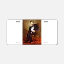 Lincoln / Smooth T (#1) Aluminum License Plate