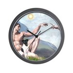 Creation / Smooth T (#1) Wall Clock