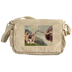 Creation / Smooth T (#1) Messenger Bag