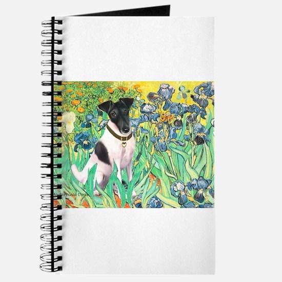 Irises / T (#1) Journal