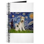 Starry / Fox Terrier (W) Journal