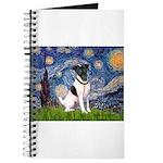 Starry / Fox Terrier (#1) Journal