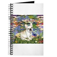 Lilies / Fr Bulldog (f) Journal