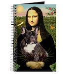 Mona / Fr Bulldog(brin) Journal