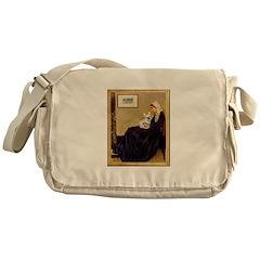 Whistlers / Fr Bull (f) Messenger Bag