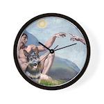 Creation / G-Shep Wall Clock