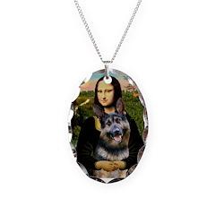 Mona's G-Shepherd Necklace