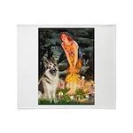 Fairies / G-Shep Throw Blanket