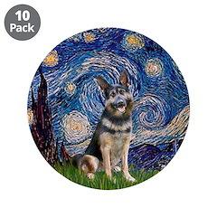 Starry / German Shepherd 10 3.5