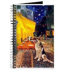Cafe / G-Shephard Journal