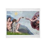 Creation / Ger SH Pointer Throw Blanket