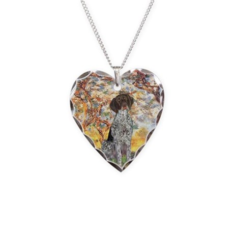 Spring / Ger SH Necklace Heart Charm