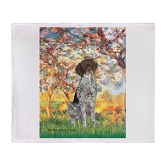 Spring / Ger SH Throw Blanket
