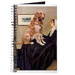 Mom's Golden Retrieve Journal