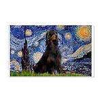 Starry Night & Gordon 20x12 Wall Decal