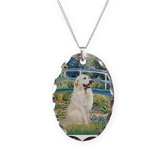 Bridge / Great Pyrenees Necklace