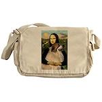 Mona / Gr Pyrenees Messenger Bag