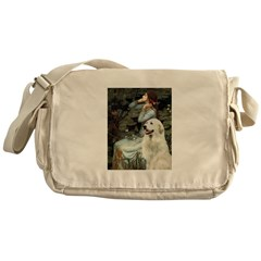 Ophelia / Gr Pyrenees Messenger Bag
